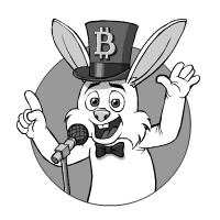 Hare speaking to microphone: