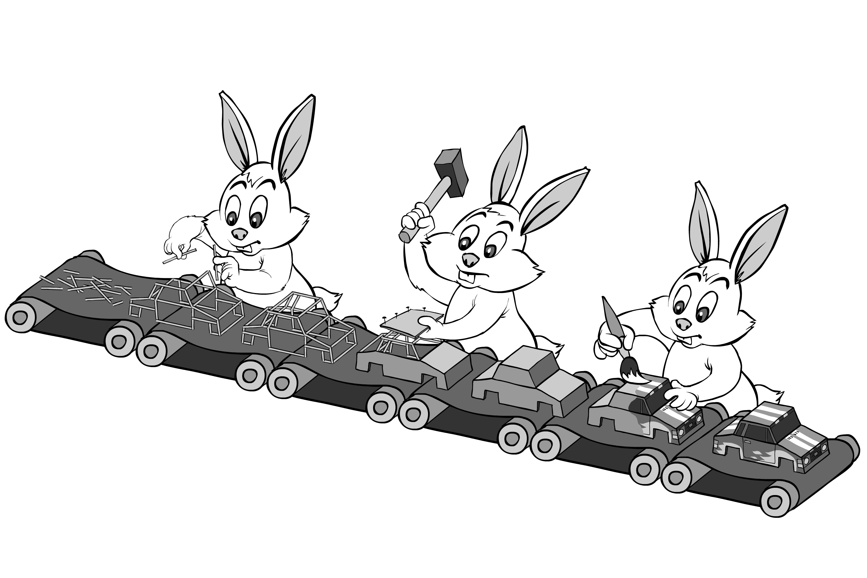 Graphics for Games 101  Asset Pipeline - IT Hare on Soft ware