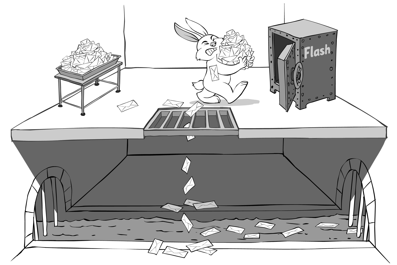 Journaled Flash Storage – Emulating EEPROM over Flash, ACID