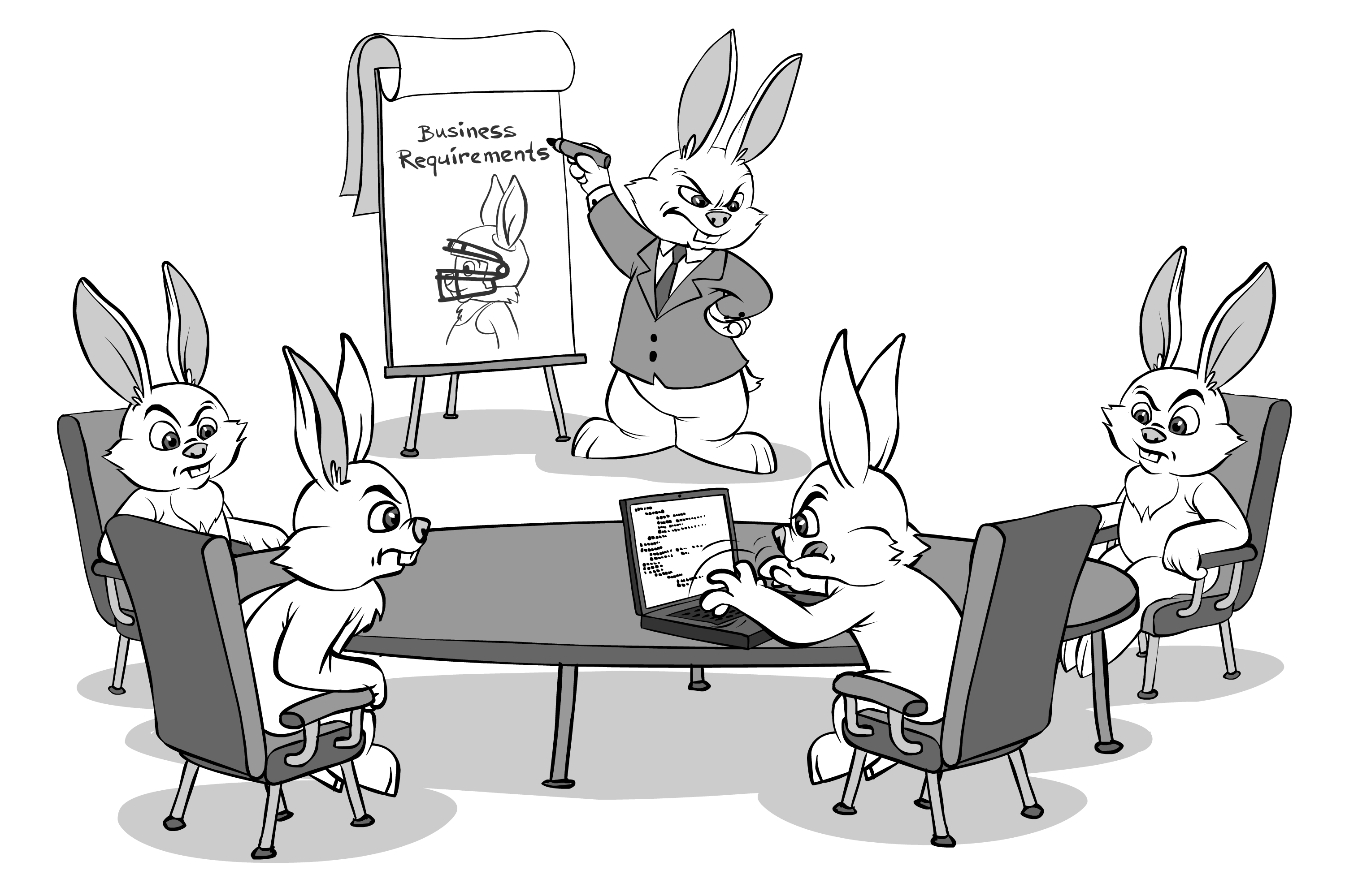 MOG GDD (a.k.a. Business Requirements) - IT Hare on Soft.ware
