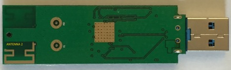 NET-DYN PCB bottom