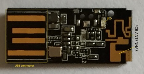 Supremery PCB bottom
